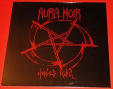 Aura Noir: Hades Rise LP Vinyl Record 2012 Peaceville Recs Germany VILELP381 NEW