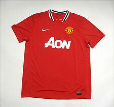 Manchester United 2011 / 2012 Football Jersey Shirt Camiseta