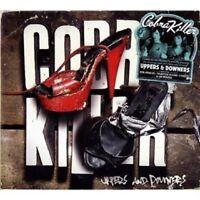 COBRA KILLER - UPPERS & DOWNERS  CD NEUF