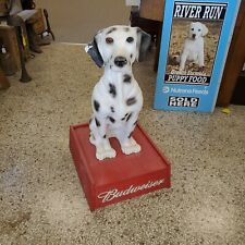 Early Large Vintage Budweiser Dalmatian Store Display