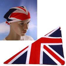 Union Jack Pañuelo Bufanda head-wear Bandera Nacional Jefe Corbata Cuello Muñeca envoltura del Reino Unido