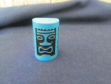 Gamewright Tiki Topple game wooden replacement piece blue Wikiwiki