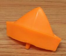 Replacement Orange Party Hat for Mr. / Mrs. Potato Head Style Toy *READ*