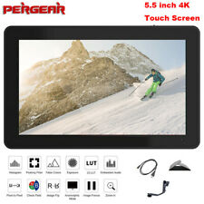 "Pergear A6 Plus 5.5"" HDMI 1920X1080 IPS Video Monitor 3D LUT For DSLR/Mirrorless"