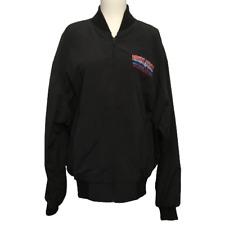 Vintage 1996 Bruno VS Tyson Championship Part I Fight Night Jacket Black Size L