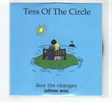 (HD963) Tess Of The Circle, Face The Changes - 2015 DJ CD
