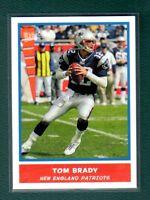 2004 TOM BRADY TOPPS BAZOOKA FOOTBALL CARD #150