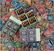 More details for collection of 100++ gb pre decimal postage dues.