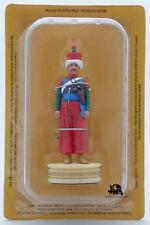 Figurine Altaya Collection Mamelouk de la Garde Jeux Echecs Napoléon Pion Blanc
