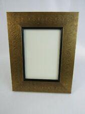 Martin Aborn Italian Wood Frame Gold Scroll Horizontal or Vertical