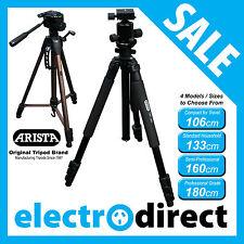 Arista Original Brand Camera Tripod Series SLR DSLR D-SLR Video Mobile Brand New