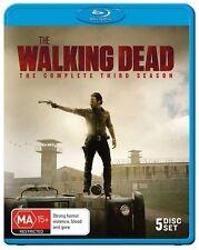 The Walking Dead: Season 3 Blu-ray Region B (New)!