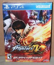 King of Fighters XIV: Burn to Fight Premium Edition (Sony PlayStation 4, 2016)