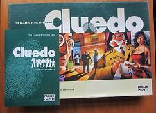 Clue Instructions From Cluedo Board Game Parker Hasbro 2003 - Spares