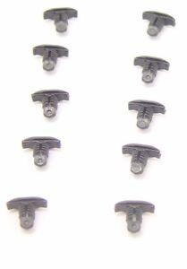 CLIPS FOR FRONT DOOR SEAL QTY 10 FITS VOLKSWAGEN VANAGON 1980-1991 251823717
