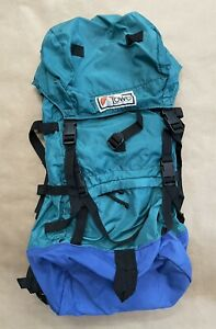 Vintage 80's Lowe Alpine System Hiking Backpack Large Outstanding Condition