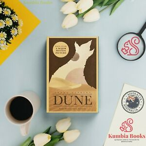 NEW Dune By Frank Herbert Paperback Book | FAST & FREE Postage AU