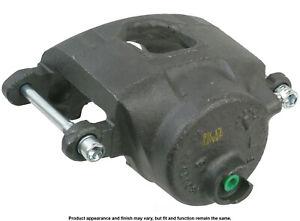 Disc Brake Caliper-Unloaded Caliper Front Left Cardone 18-4123 Reman