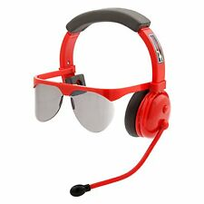 Disney Planes Headset for Kids flying sounds Play microphone Adjustable goggles