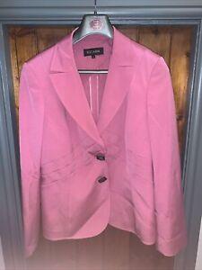 ESCADA Pink Blazer Excellent Condition Size 42