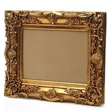 Barock Bilderrahmen 60 x 50 cm/30 x 40 cm Gold Gemälde Rahmen Prunkrahmen NEU