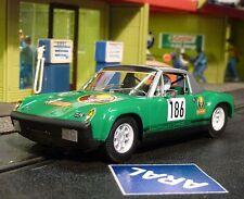 Slotcar SRC VW Porsche 914 JÄGERMEISTER 1:32 auch für Carrera Evolution  IS01608