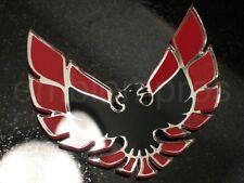 GM LICENSED, Retro Firebird Emblem, Mirror Acrylic Customize Colors!!!