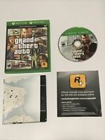 Grand Theft Auto Gta IV 4 Xbox One And 360 W/ Map