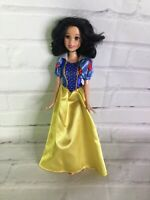 Mattel Disney Princess Snow White Doll With Dress 2006 Great for OOAK