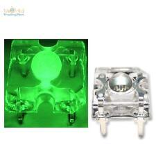 10 Superflux LEDS VERT Piranha 3mm LED équipement 12v, vert Vert Vert