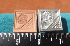 """Leather Tools/*Vintage* Craftool Usa 2D/3D 1"""" Stamp * Cub Scout"""