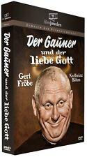 Der Gauner und der liebe Gott - mit Gert Fröbe, Karlheinz Böhm - Filmjuwelen DVD