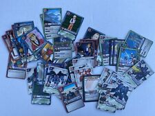 AUTHENTIC Trading Cards Gundam M.S. War Lot Of 50+ cards FAST FREE SHIPPING