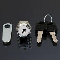 16mm Cam Lock Briefkastenschloß Schrankschloß Möbelschloß_Hebelschloß