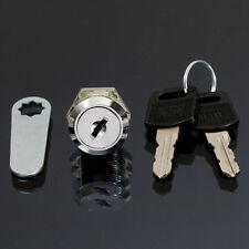 16mm Cam Lock Briefkastenschloß Schrankschloß Möbelschloß Hebelschloß