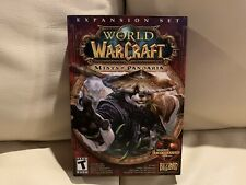 World Of Warcraft Expansion - MISTS OF PANDARIA, Brand New Sealed, FREE S/H
