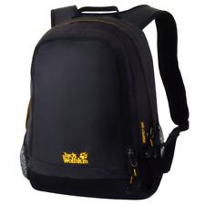 JACK WOLFSKIN Unisex Rucksack Perfect Day Schule Outdoor Freizeit schwarz-grau