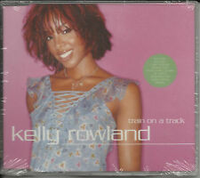 Destiny's Child KELLY ROWLAND Train on a track /Can't Nobody MIX CD Single SEALD