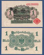 Prêts de caisse Billet 1 Mark 1914 caisses fraîchement ro.51 B