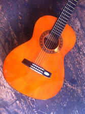 Left Handed VALENCIA 3/4 CLASSICAL STUDENT GUITAR