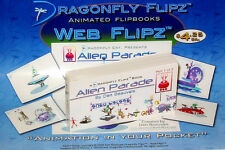 Alien Parade Part 1 - Web Flipz - Flip book