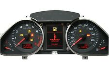 Audi 2005+ A6/S6/Q7 Instrument Cluster Premium Color LCD DIS Repair Service