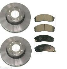 FOR KIA SEDONA 2.9crdi 1999-06 BRAKE DISC BRAKE PADS FRONT BRAKE DISCS BRAKE PAD