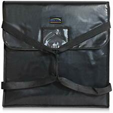 Pizza Delivery Bags 51124 Insulated Bag, 22 By 5-Inch, Black Industrial &amp