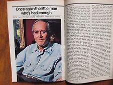 April 26, 1980 TV Guide (HENRY FONDA/GIDEON'S TRUMPET/HELEN  SHAVER/BEAU BRIDGES
