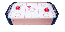 """NEW WNB 20"""" TABLE TOP AIR HOCKEY ELECTRONIC GAME Family toys and games 50cm"""