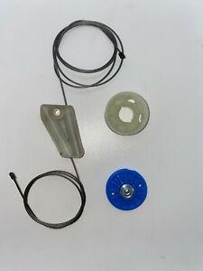 2002-2012 For Mini Cooper Convertible Window Regulator rear left (driver) kit