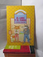 EL LOBO Y EL ZORRO Y OTROS CUENTOS Spanish Literature Libros EN Espanol