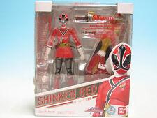 S.H.Figuarts Samurai Sentai Shinkenger Shinken Red Kaoru Shiba Action Figure...