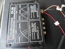 ALPHASONIK EX3B ELECTRONIC CROSSOVER NETWORK  crossover elettronico